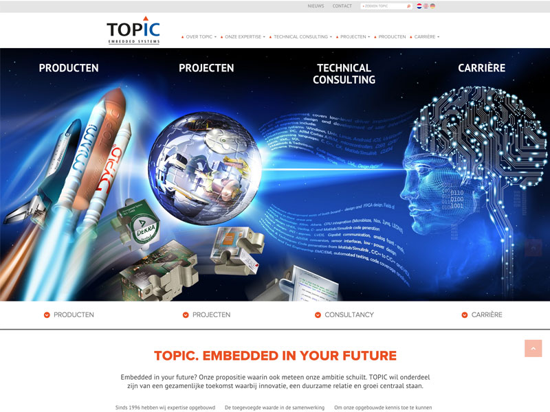 website-topic